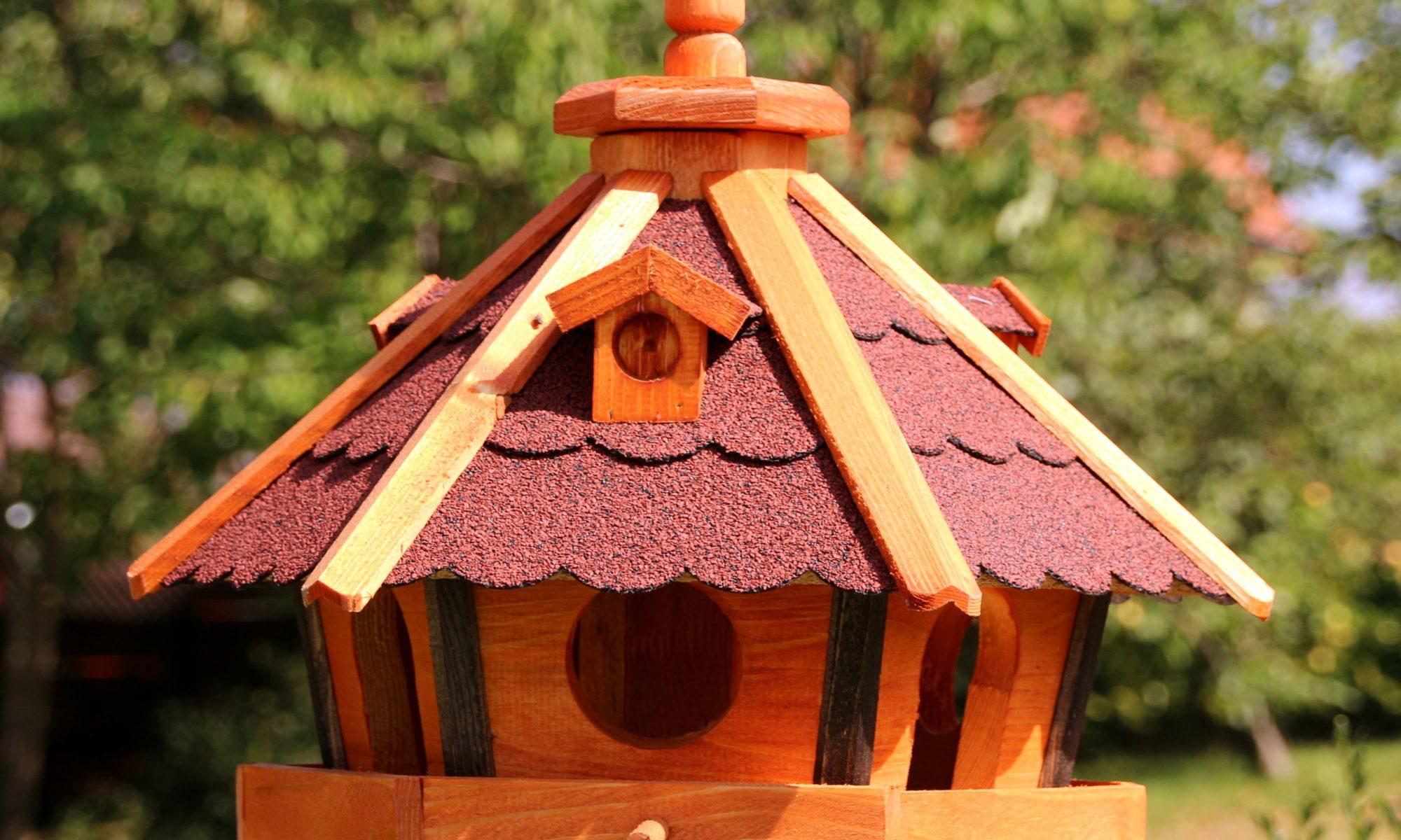 Vogelhaus Holz neu kaufen