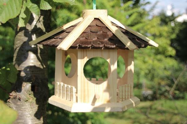 Kleines Vogelhäuschen zum hängen Typ 22 (preisreduziert)