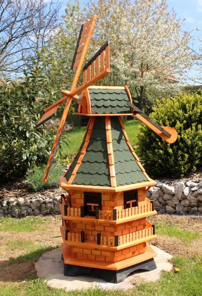 1,50 m XXL Holzwindmühle Typ 21