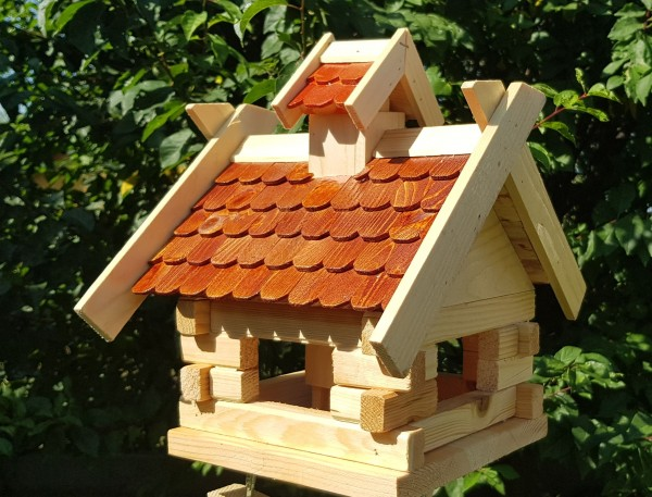 Vogelhäuschen Holz Typ 45