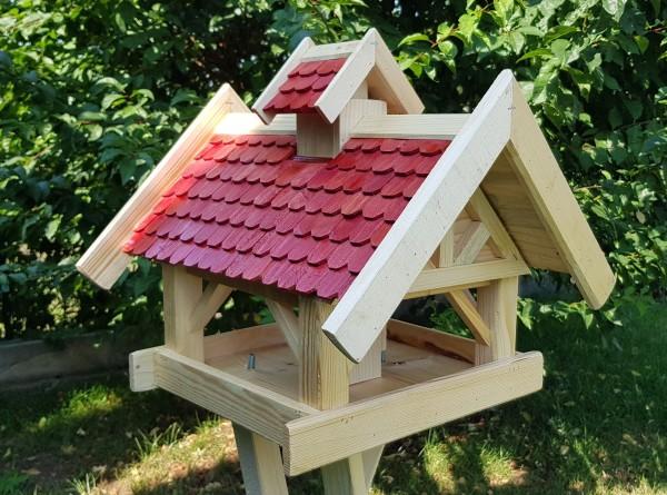 Holzvogelhaus Fachwerk Typ 40