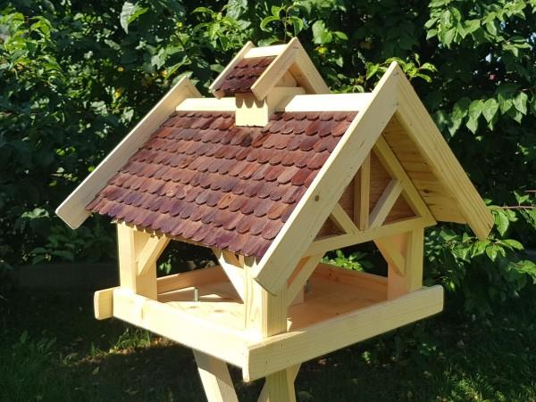 MAXI Holzvogelhaus Fachwerk Typ 41