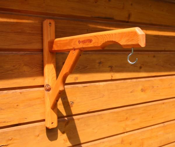 Wandhalter aus Holz