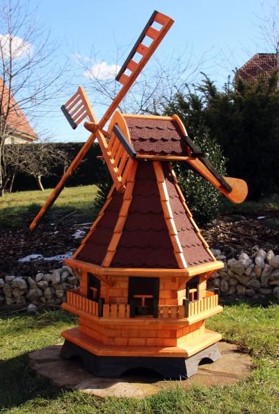 Große Windmühle mit Windschwert Typ 18