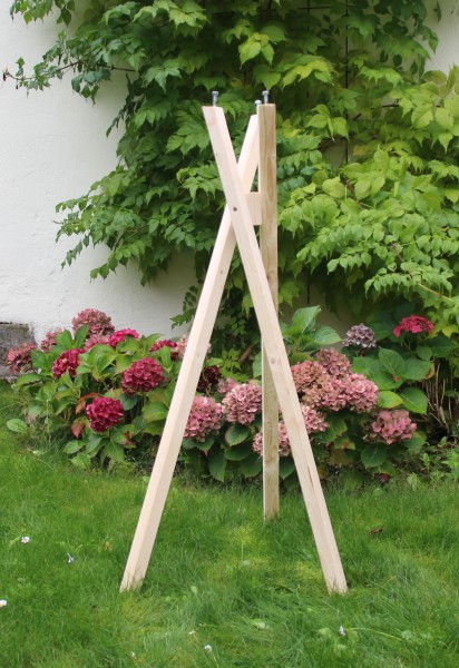 Holzständer unbehandelt