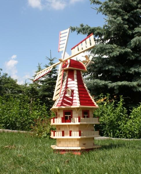 XXL Windmühle mit LED-Beleuchtung Typ 13.1