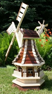 Windmühle braun/natur Typ 2