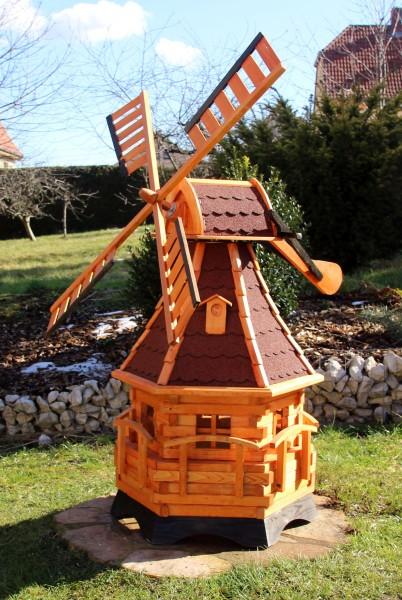 Große Windmühle mit Windschwert Typ 20.1