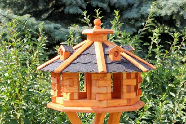 Luxusvogelhaus Typ 6