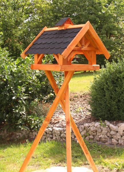 Maxi Vogelhaus mit Ständer und Beleuchtung Typ 34