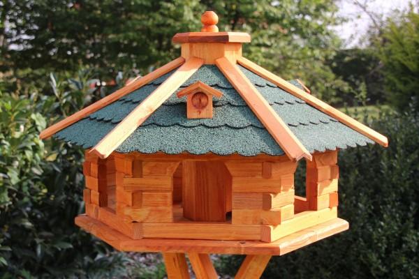 MAXI Vogelhaus aus Holz Typ 5.1