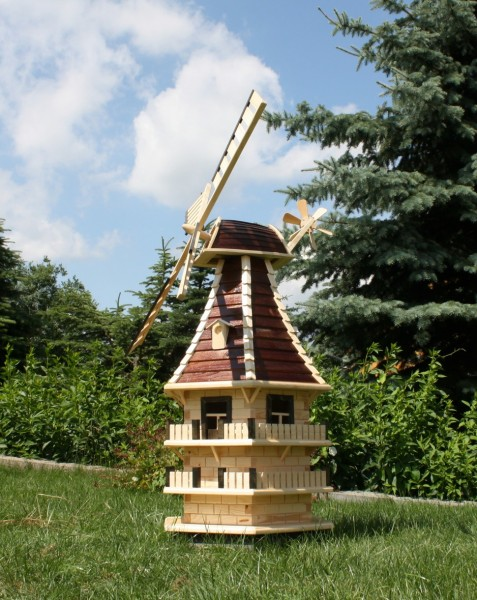 XXL Holzwindmühle Typ 13.1