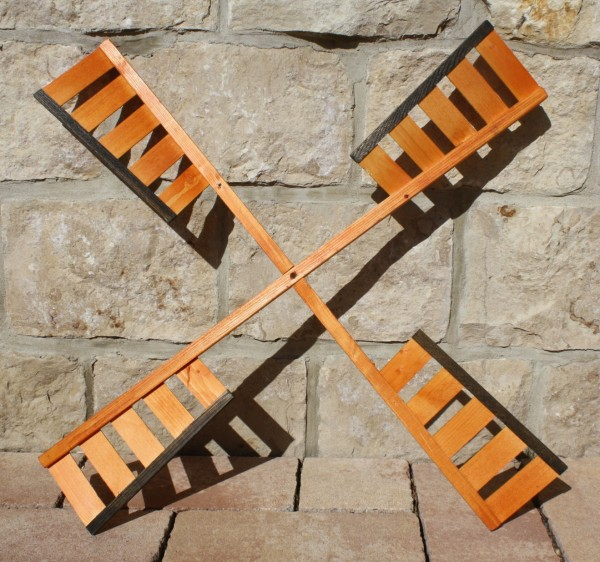 Windmühlenflügel behandelt 100 cm