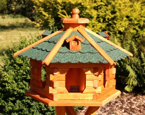 Großes Vogelhaus mit Solar Typ 5