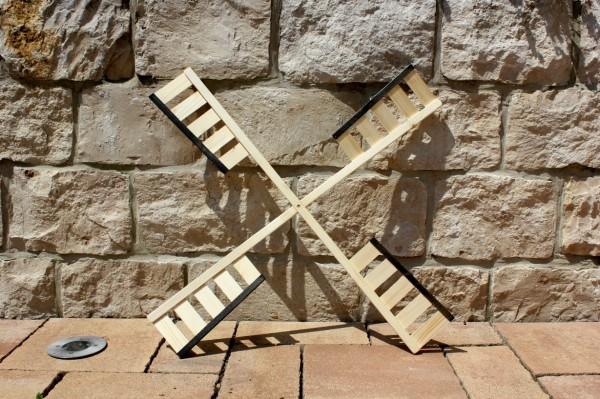 Windmühlenflügel natur/braun 92 cm