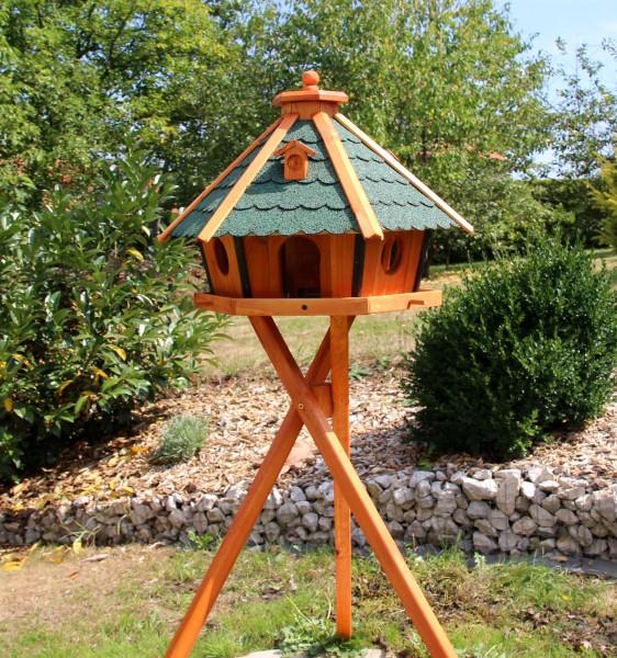 XXL Luxusvogelhaus mit Beleuchtung und Ständer Typ 25