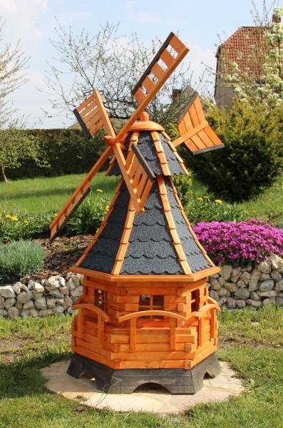 Große Gartenwindmühle Typ 12