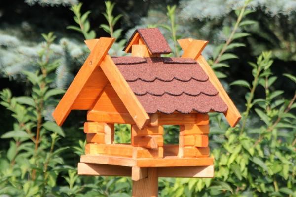 Vogelhäuschen Typ reduziert