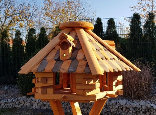 Vogelhaus aus Holz Typ 27