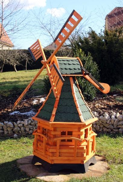 Massive Windmühle mit Beleuchtung Typ 20